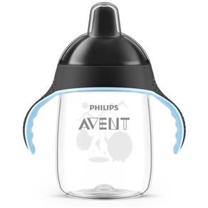 Copo Pinguim Philips Avent 330ml - Preto