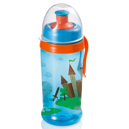 Copo Squeeze Grow 360ml Azul Bb031 Multikids Baby