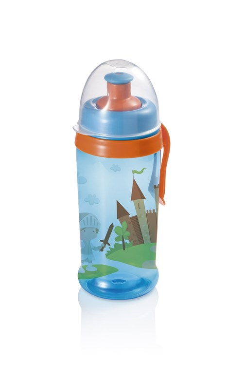 Copo Squeeze Grow Azul 36M+ Multikids Baby - Bb031 Bb031