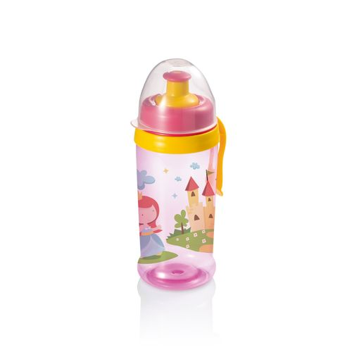 Copo Squeeze Grow Rosa 36m+ Multikids Baby - BB032