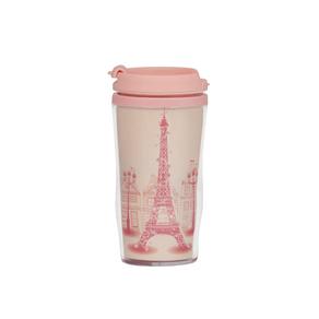 Tudo sobre 'Copo Termico 200 ML Duas Camadas - Torre Eiffel'