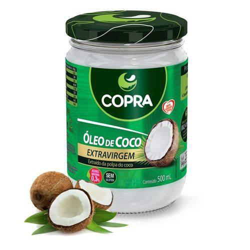 Tudo sobre 'Copra Oleo de Coco 500ml'