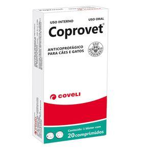 Tudo sobre 'COPROVET - 20 Compr.'