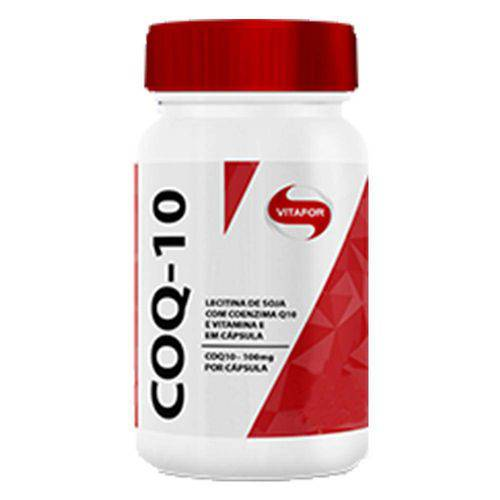 Coq10 100mg 30cápsulas - Vitafor