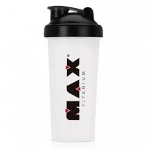 Coqueteleira Max Titanium Incolor - 600Ml
