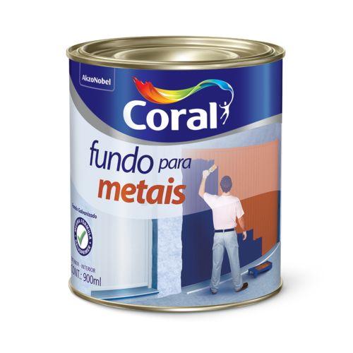 Coralit Zarcão Proferro Zarcoral 0,9 Litro