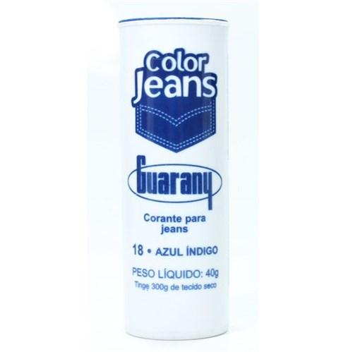Corante Color Jeans 40g - Guarany - AZUL INDIGO