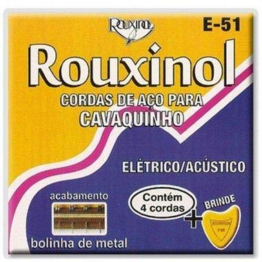 Corda de Cavaquinho - Rouxinol E-51