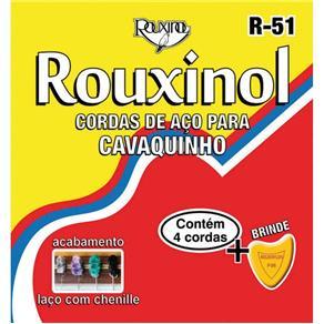Corda para Cavaquinho Rouxinol - Chenille