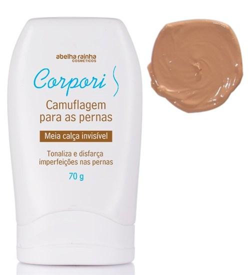 Corpori – Camuflagem para as Pernas - Pele Clarissima 70G - 3443