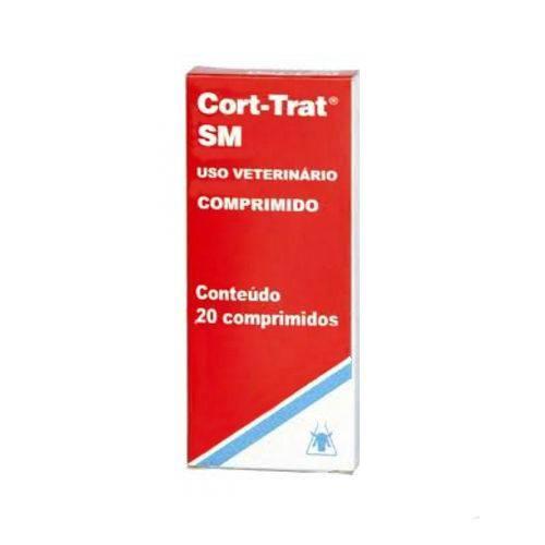 Tudo sobre 'Cort-trat Sm 20 Comprimidos'