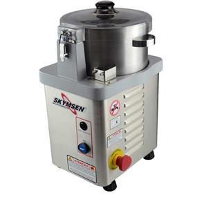 Cortador de Alimentos Cutter Cr-4L-N Inox 4 Litros - Skymsen - 220v