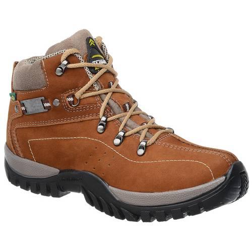 Tudo sobre 'Coturno Adventure Tchwm Shoes em Couro Nobuck'