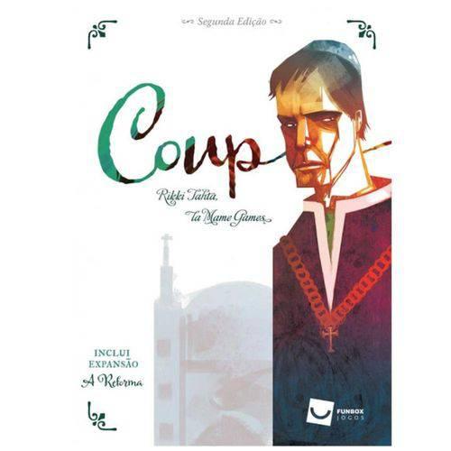Tudo sobre 'Coup - 2 Edição'