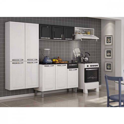 Tudo sobre 'Cozinha Compacta Rose 10 Portas 1 Gaveta Aço Itatiaia'
