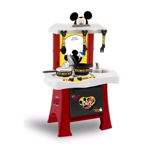 Tudo sobre 'Cozinha Mickey Disney Xalingo'