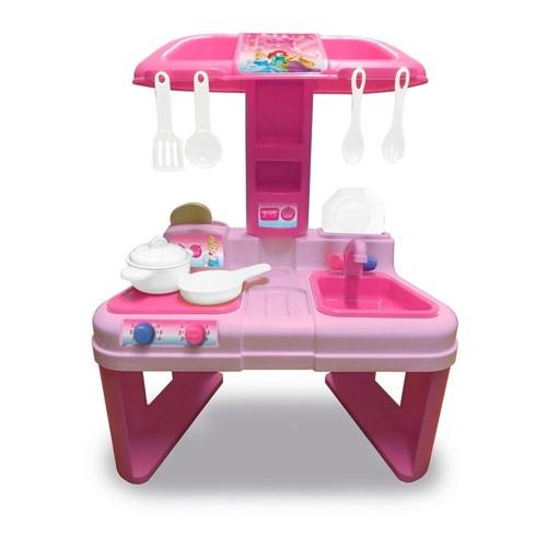 Tudo sobre 'Cozinha Princesas Disney Xalingo'
