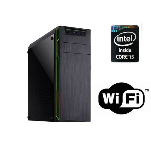 Cpu Pc Core I5 2ger 8gb Ram 1tb HD USB 3.0 Wi-Fi Oferta!