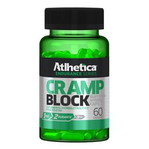 Cramp Block Atlhetica Nutrition - Natural - 60 Cápsulas