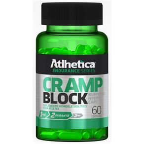 Cramp Block - Atlhetica - Sem Sabor - 60 Cápsulas
