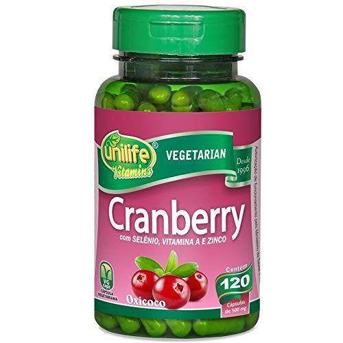 Cranberry 120 Cápsulas Unilife