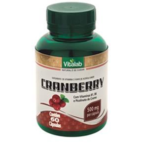Cranberry (500Mg) - 60 Cápsulas