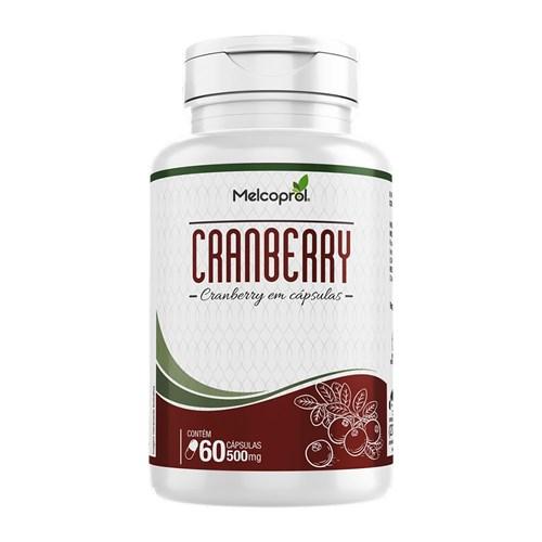 Cranberry 500mg (60 Cápsulas)