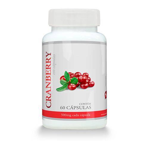 Cranberry 60 Cápsulas 500mg
