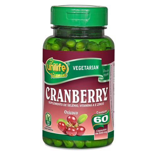 Cranberry 60 Capsulas Unilife