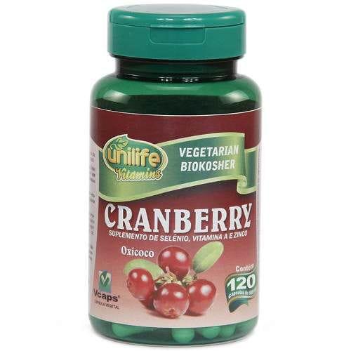 Cranberry Unilife - 120 Cápsulas
