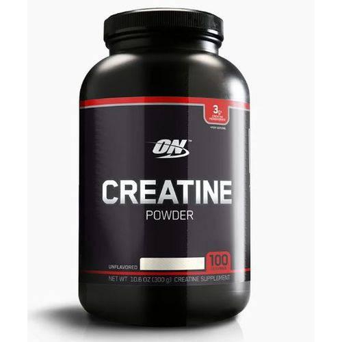 Creatina 300g Black Line - Optimum Nutrition