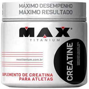 Creatina - 300g - Max Titanium