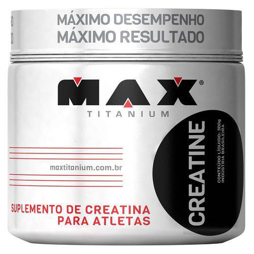 Creatina (300gr) - Max Titanium