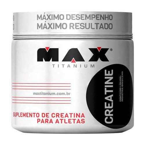 Creatina 100 Gr Max Titanium