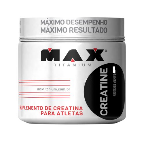 Creatina 150gr - Max Titanium