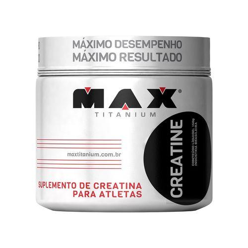 Creatina - 150gr - Max Titanium