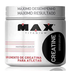 Creatina - Max Titanium 150g