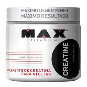 Creatina - Max Titanium - 150G
