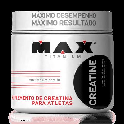 Creatina - Maxtitanium (300g)