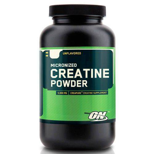 Tudo sobre 'Creatina Powder Optimum Nutrition'