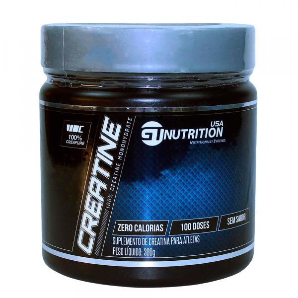 Creatina Power 300g 100 Creapure GT Nutrition - GT Nutrition