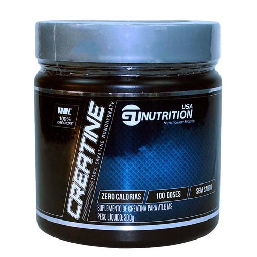 Creatina Power 300G 100% Creapure Gt Nutrition