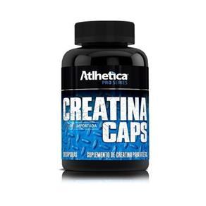 Creatina Pro Series Caps - Creatina 200 Cápsulas - Atlhetica