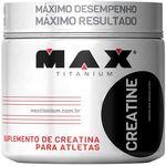 Creatine 150g Max Titanium
