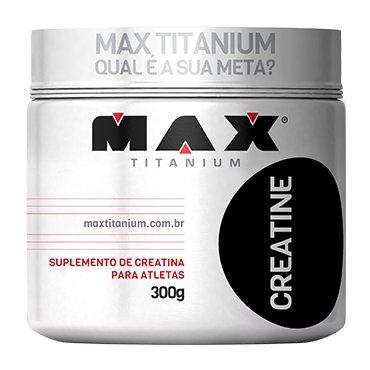 Creatine - 150G ou 300G - Max Titanium (300G)