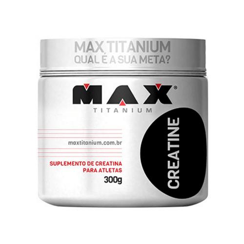 Creatine - Max Titanium 150 Gr (300g)
