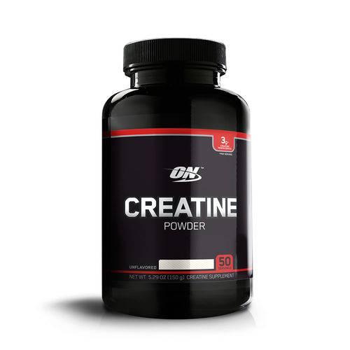 Creatine Powder (150g) - Black Line - Optimum Nutrition