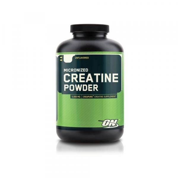 CREATINE POWDER 600g - Optimum Nutrition