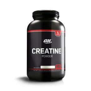 Creatine Powder Black Line (300g) - Optimum Nutrition - Sem Sabor - 300 G