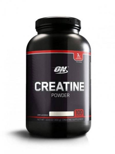 Creatine Powder Black Line 300g Optimum Nutrition